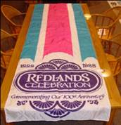 Description: 03 Redlands Centennial banner.jpg
